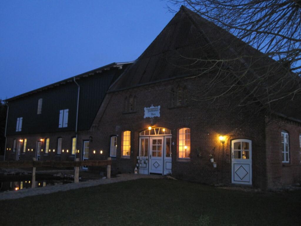 Pottkiekerhus, Feuerstelle