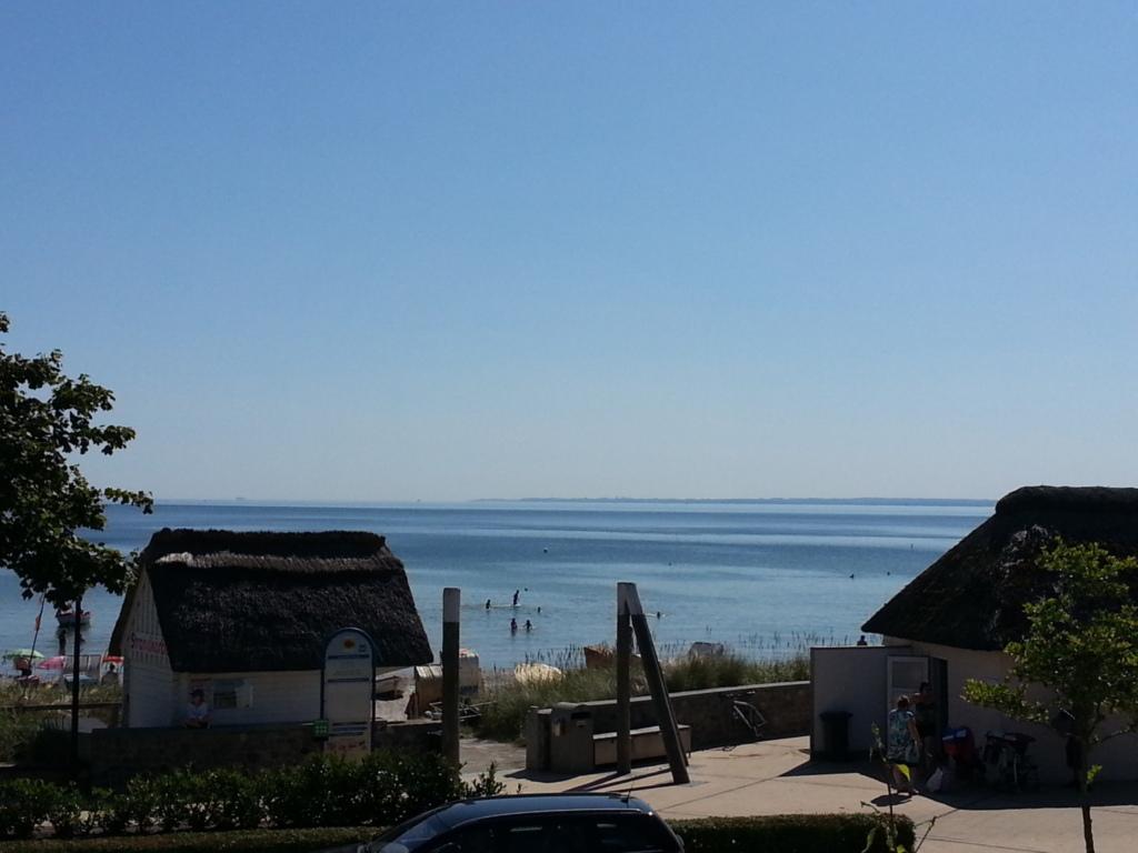 Strandhaus Buchtmitte, Ferienwohnung Austernfische