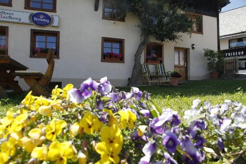 Umgebung von Ferienwohnung 'Zum Dorfkrug'