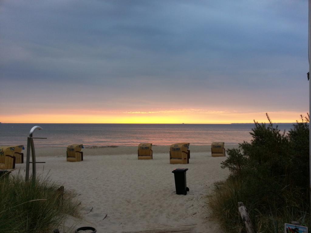 Strandhaus Buchtmitte, Ferienwohnung Strandläufer
