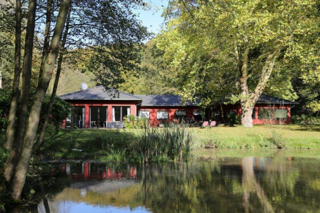 Camena am Schloss Auel, Fischer Lodge