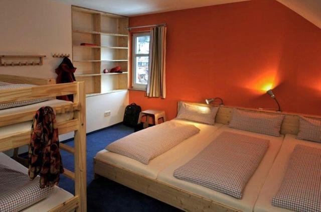 Sporthotel Steinach, Ferienwohnung Hochseilgarten