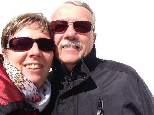 Christiane und Bernd Sens