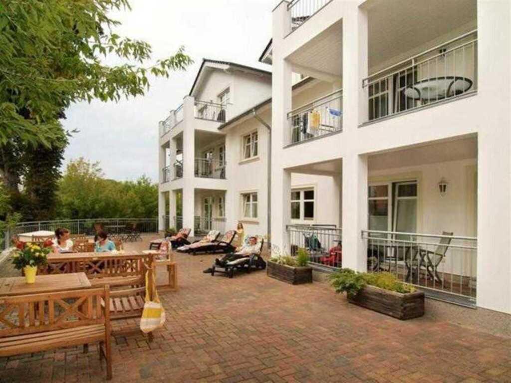 Villa Ahlbeck Haus 2 ****, Rotschenkel