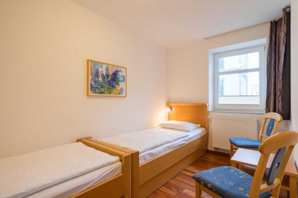 Villa Ahlbeck Haus 2 ****, Herzmuschel