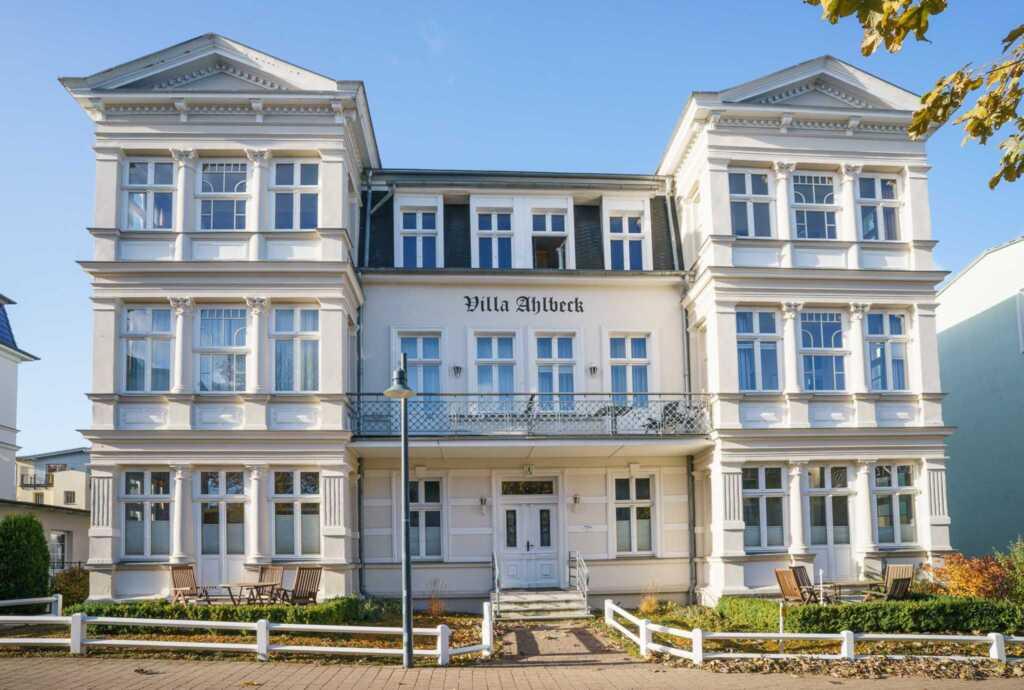Villa Ahlbeck Haus 2 ****, Strandkrabbe