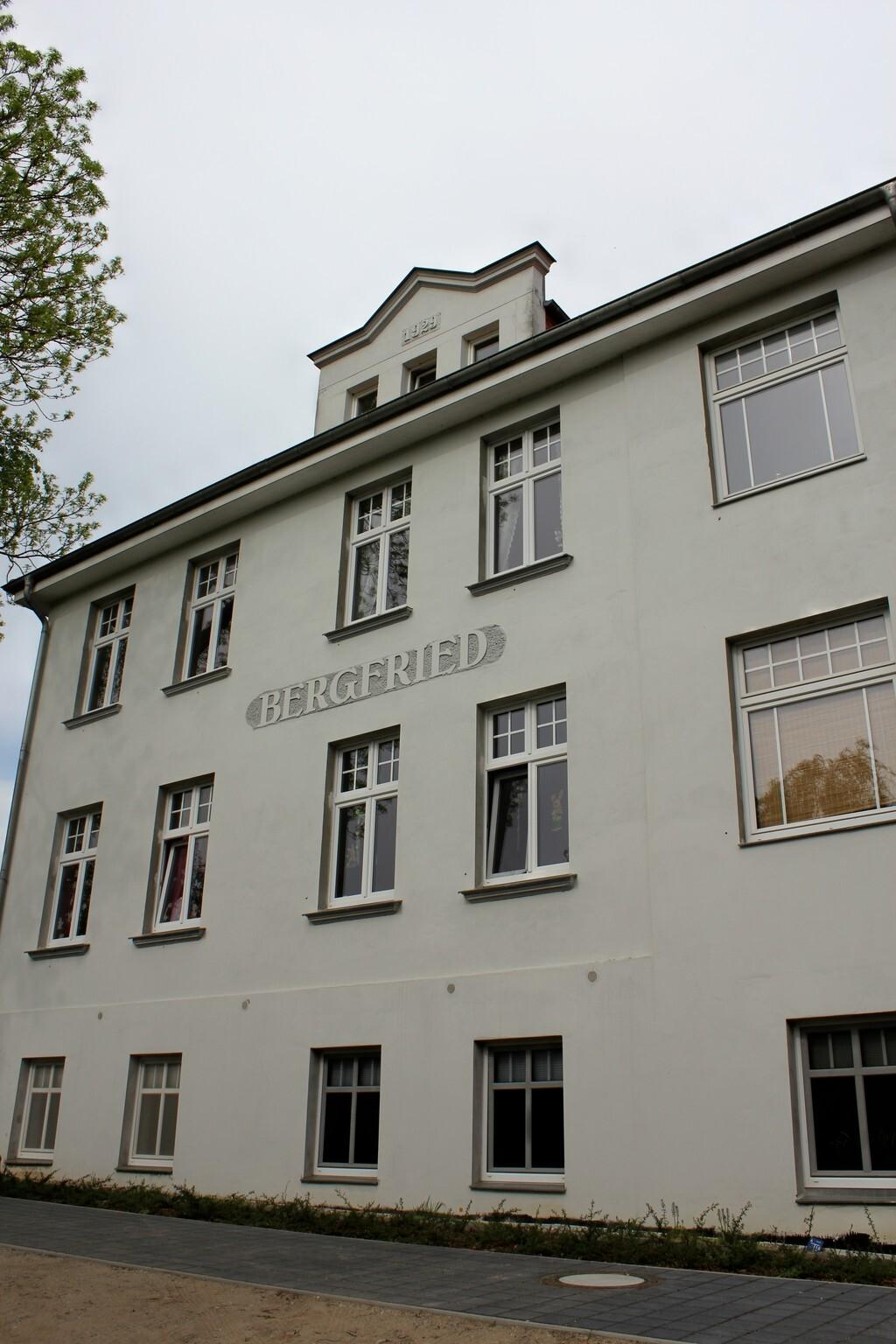 Villa Bergfried, Fewo 35qm