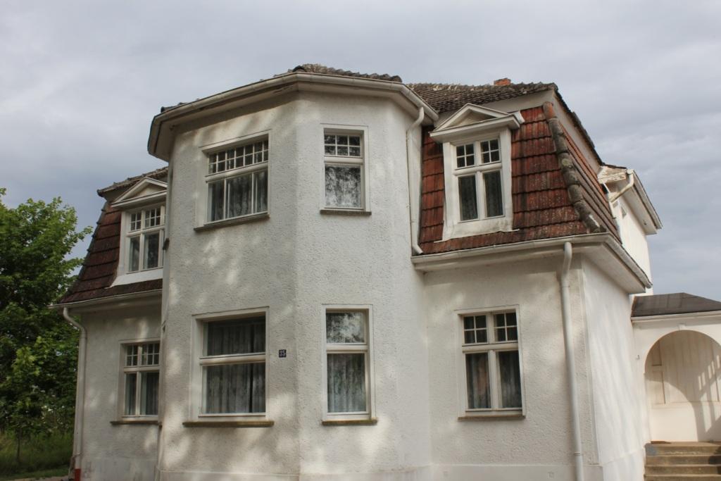 Villa Greta und Ferienhaus in der Seestraße, Wohnu