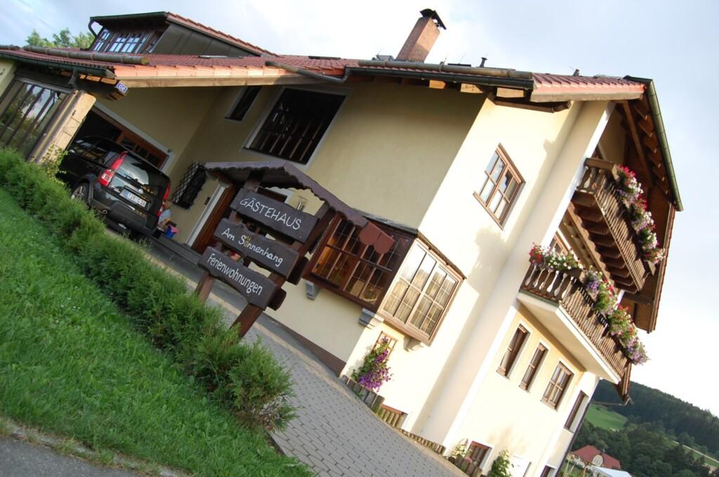 Gästehaus am Sonnenhang, Blumen FeWo