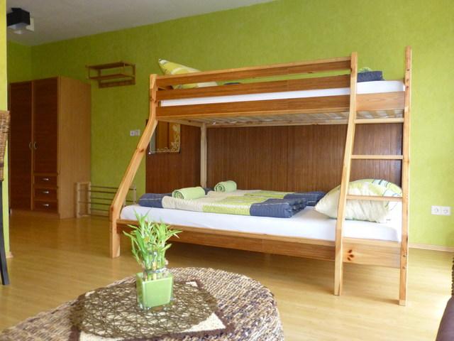 Ferienwohnung Bamboo, Ferienwohnung bis zu 5 Perso