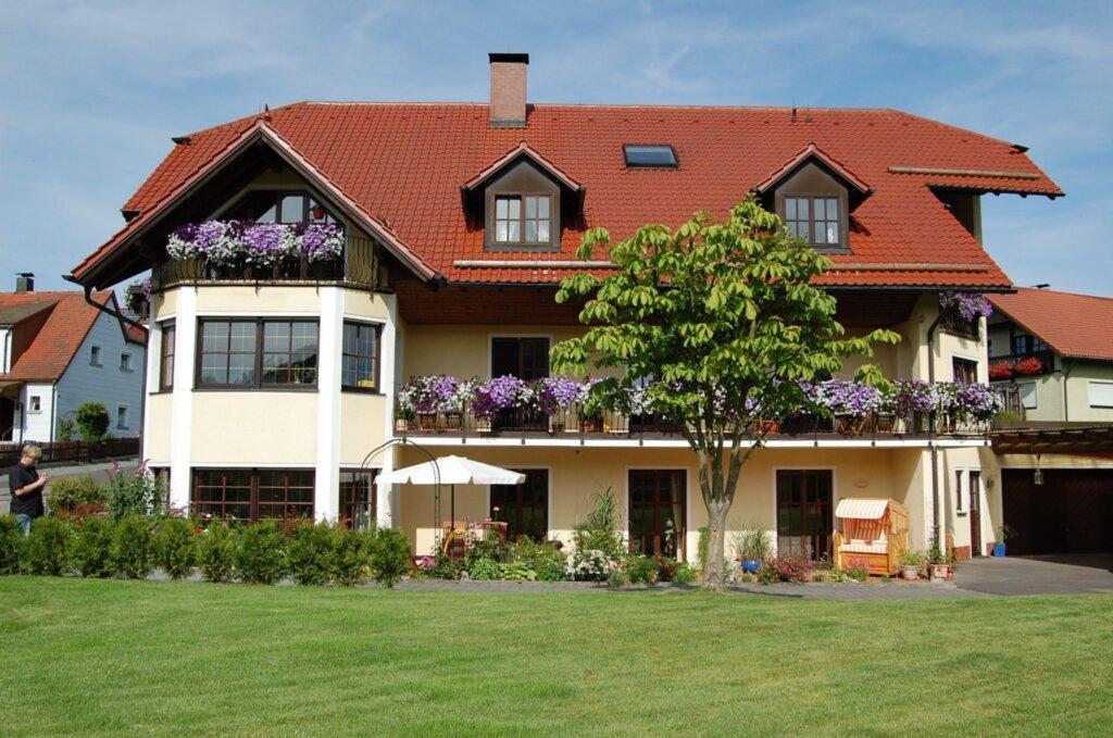 Gästehaus am Sonnenhang, Morgentau