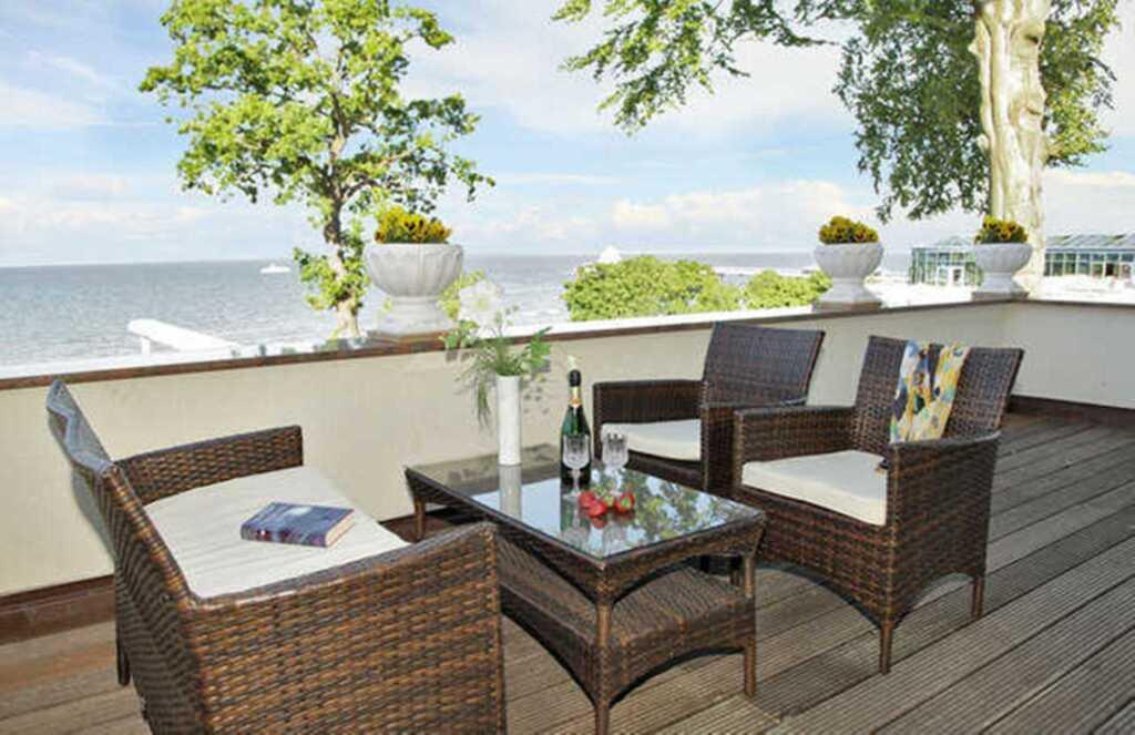 Ferienwohnung Terrassenkaffee, Appartement Terrass