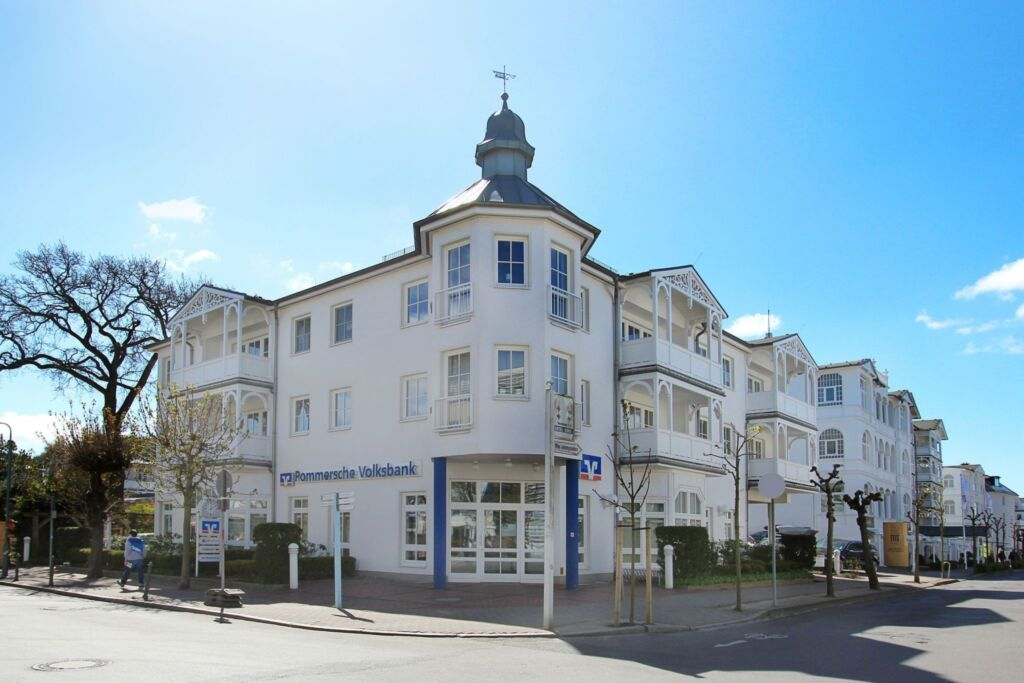 Ferienwohnung Nelke, 45m², 2-Raum, 2 Pers., Balkon