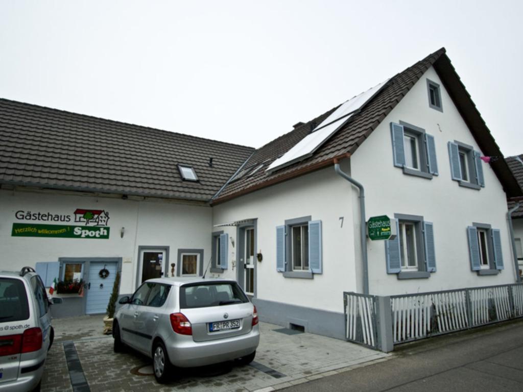 G�stehaus Spoth, Mehrbettzimmer Dusche- WC Nr. 5,