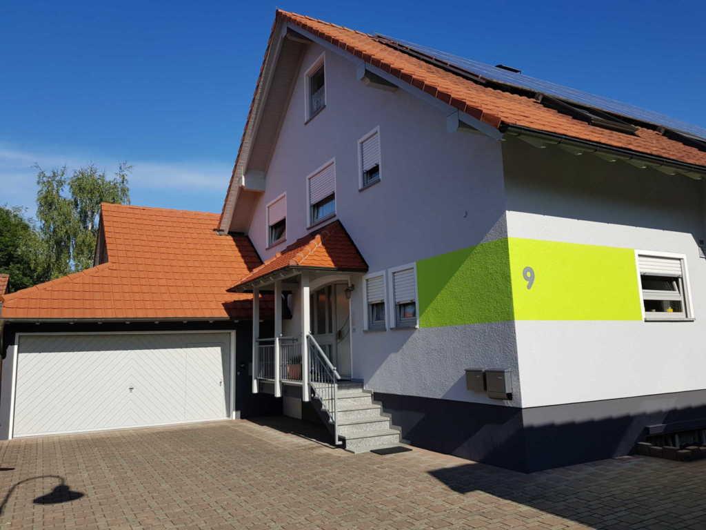 Gästehaus Harald Schiff, Mehrbettzimmer mit Dusche