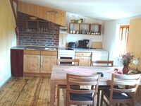 komfortable Ferienwohnung 'Alte Bootsscheune' auf Kanuhof, Ferienwohnung 'Alte Bootsscheune' in Spandowerhagen - kleines Detailbild