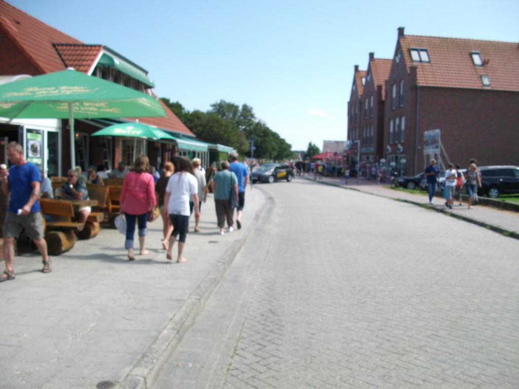 Ferienwohnung Norddeich Möwenweg 1C