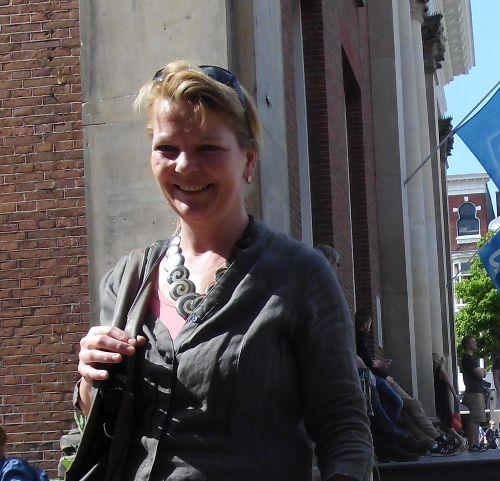 Ihre Vermieterin Sabrina Neubauer