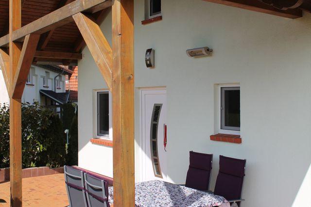 Das Ostsee-Ferienhaus Fritz F 542, 2-Raum-Ferienha