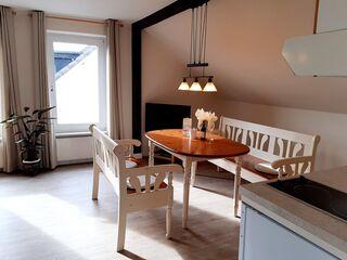 Gründerzeitvilla 'Villa Harmonie' - Ferienwohnung Jasmin in Borkum - Deutschland - kleines Detailbild