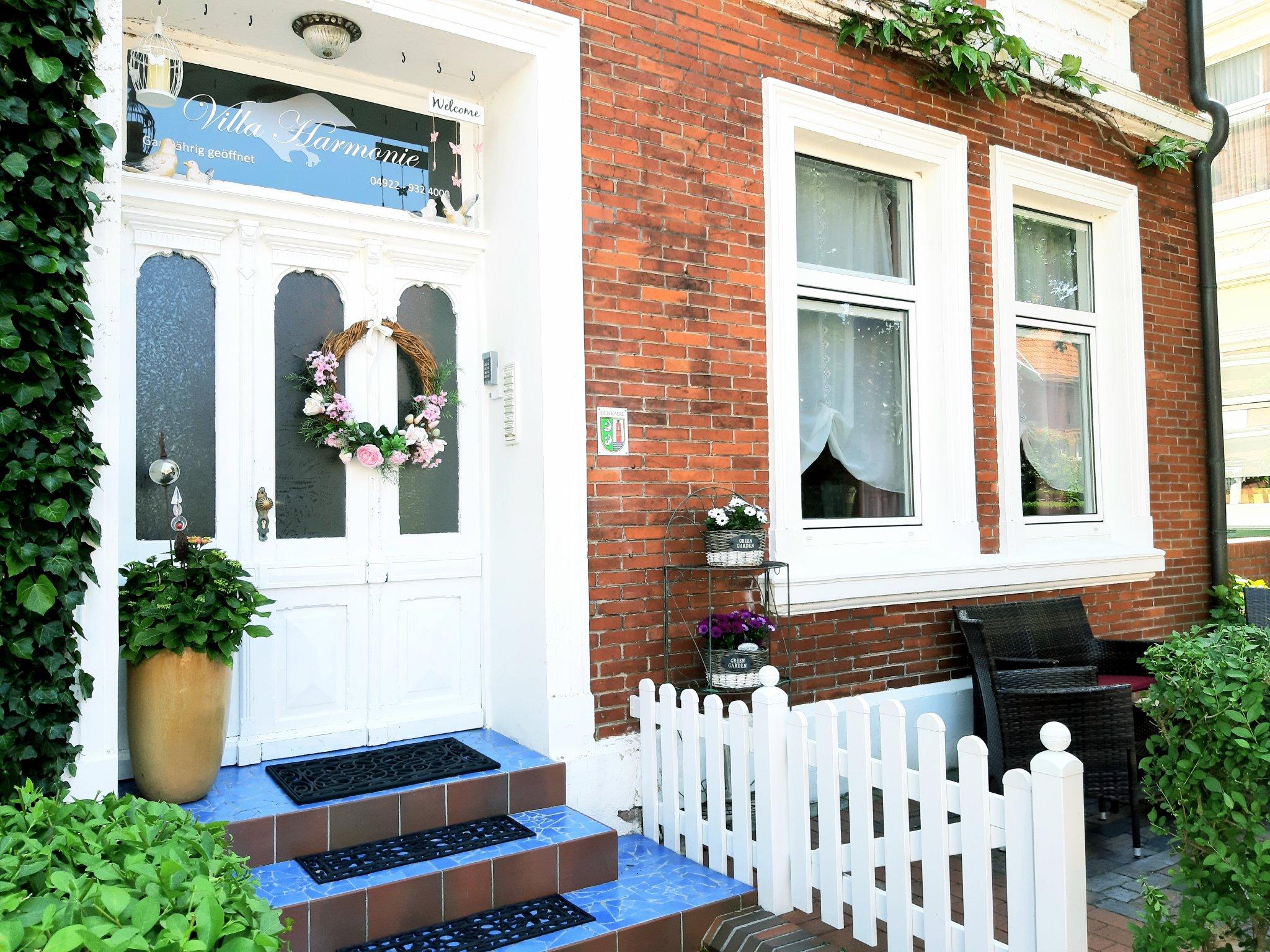 Zusatzbild Nr. 01 von Gründerzeitvilla 'Villa Harmonie' - Ferienwohnung Jasmin