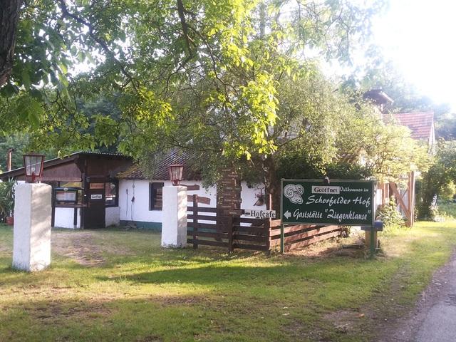 Schorfelder Ziegenklause, Ferienwohnung Schorfelde