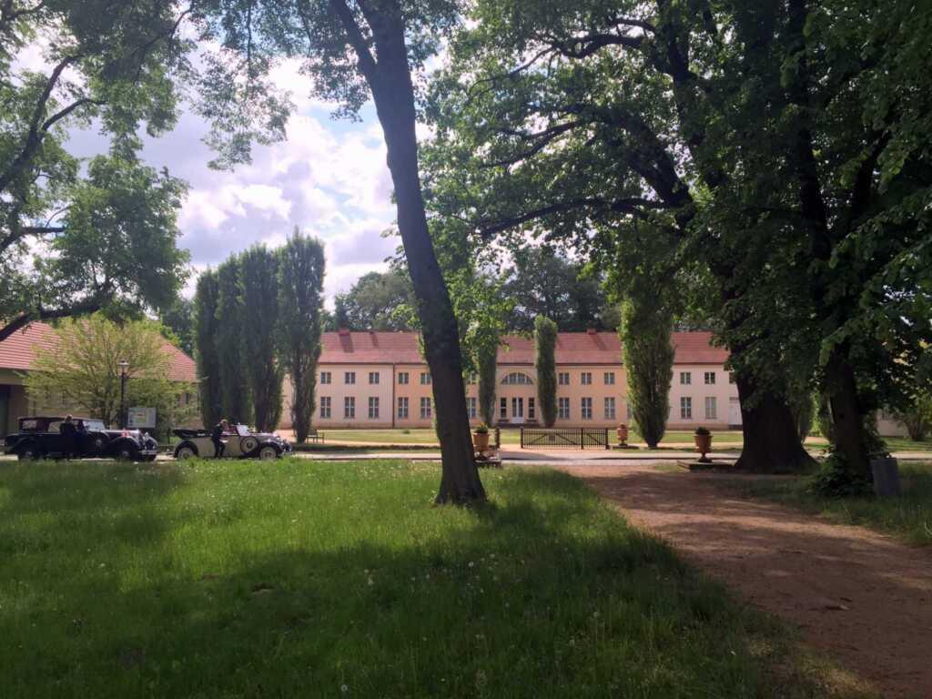 Fewo im Landhaus Arcadia, Paretz Landhaus Arcadia