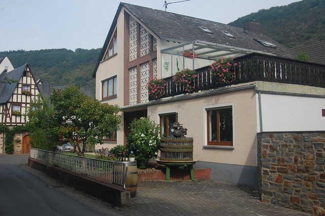 Gästehaus Weinfachwerk, FeWo Weißburgunder