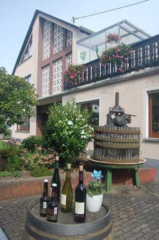 G�stehaus Weinfachwerk, FeWo Wei�burgunder