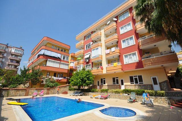 Alanya Ferien, Ferienwohnung mit 2 Schlafzimmern