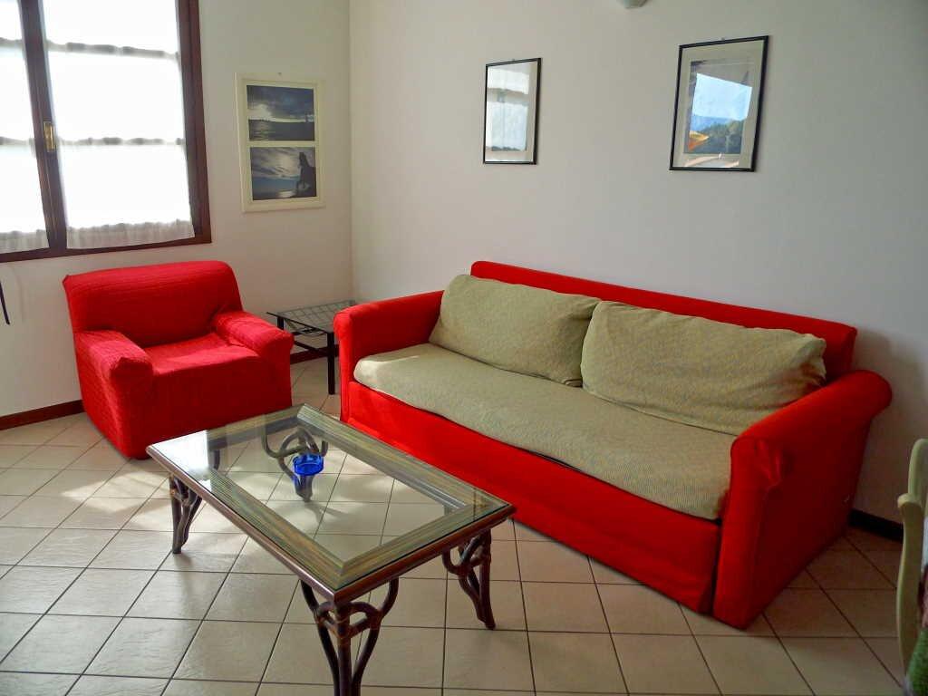 Der Wohnraum einer 4 Pers.-Wohnung.