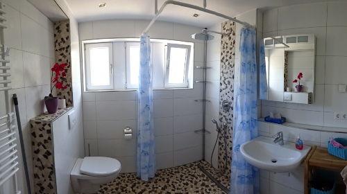 Vogelhäusle EG - Bad + WC - barrierefrei