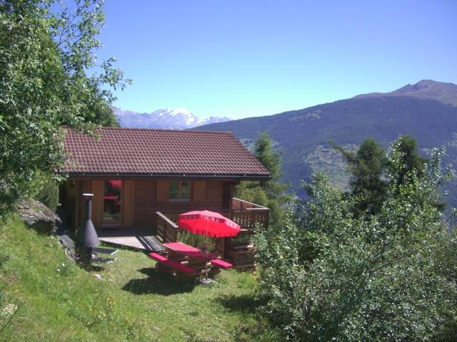 Chalet Salomon - Ski-in Ski-out - Matterhornblick,