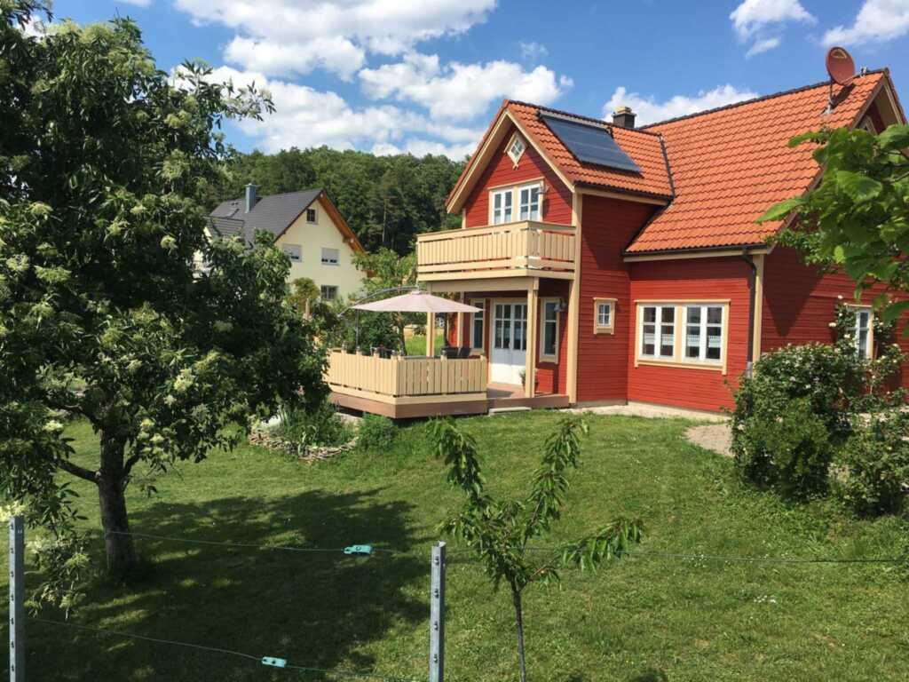 Holzferienhaus