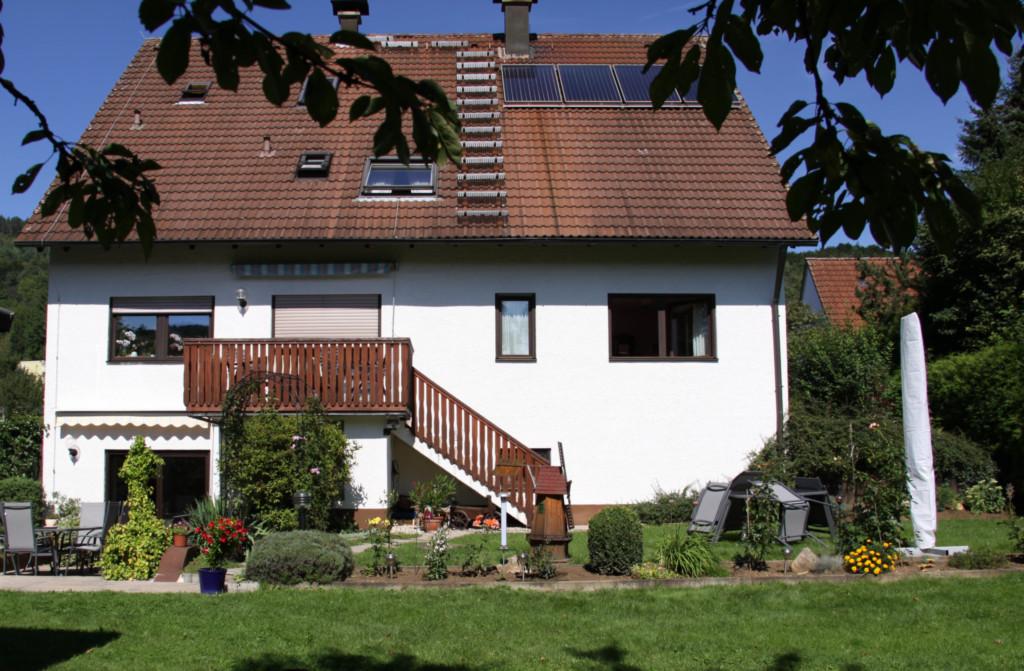 Privatzimmer Winfried Rühl, Doppelzimmer 2a