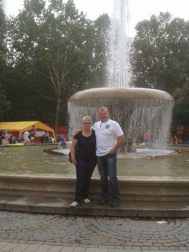 Karla und Helmut Wallmen
