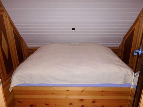 Kleines Doppelschlafzimmer oben