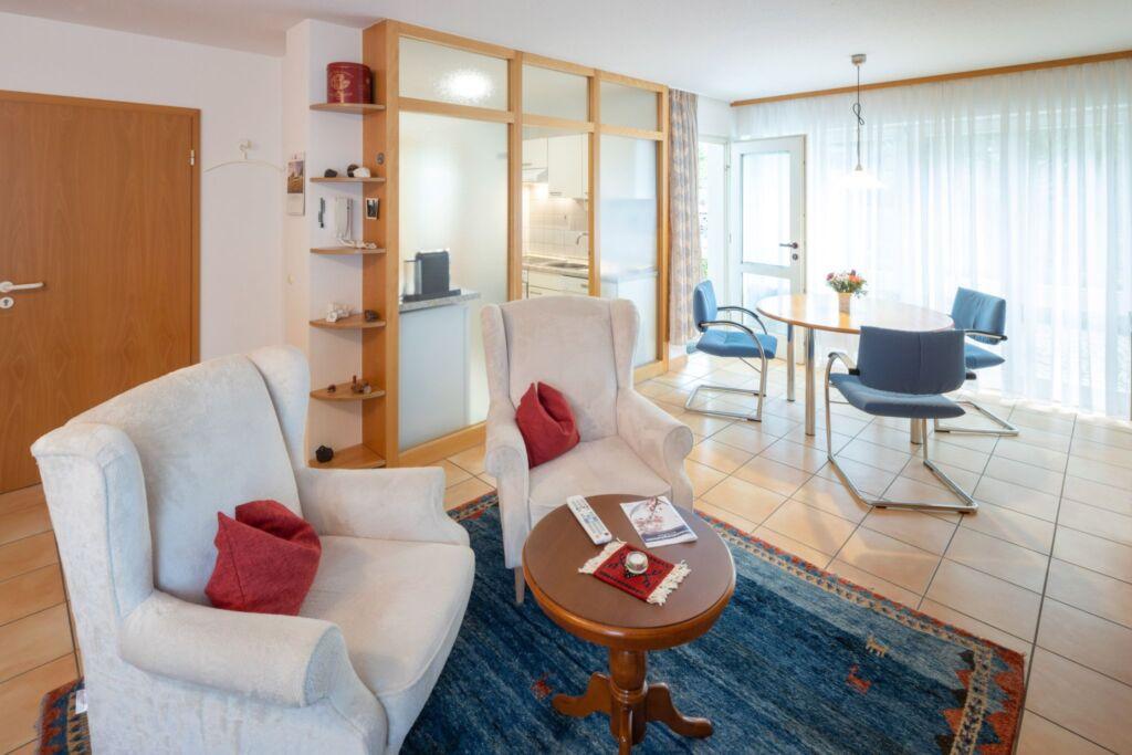 Haus Ahorn****, 1-Zimmer-NR-Ferienwohnung, 45qm, m