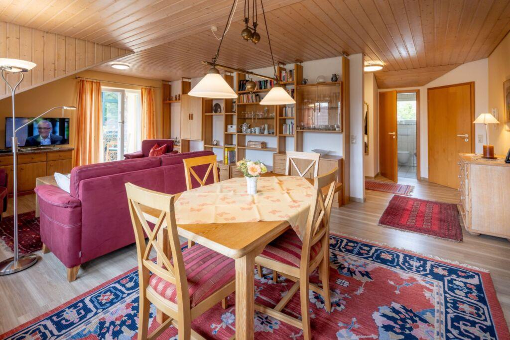 Haus Ahorn****, 2-Zimmer-NR-Ferienwohnung, 75qm,
