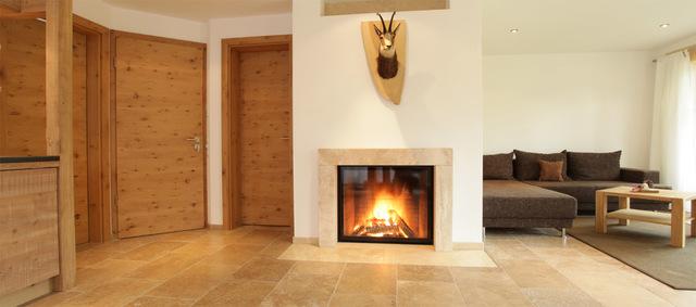 Landhaus Alpinum, Luxusapartment