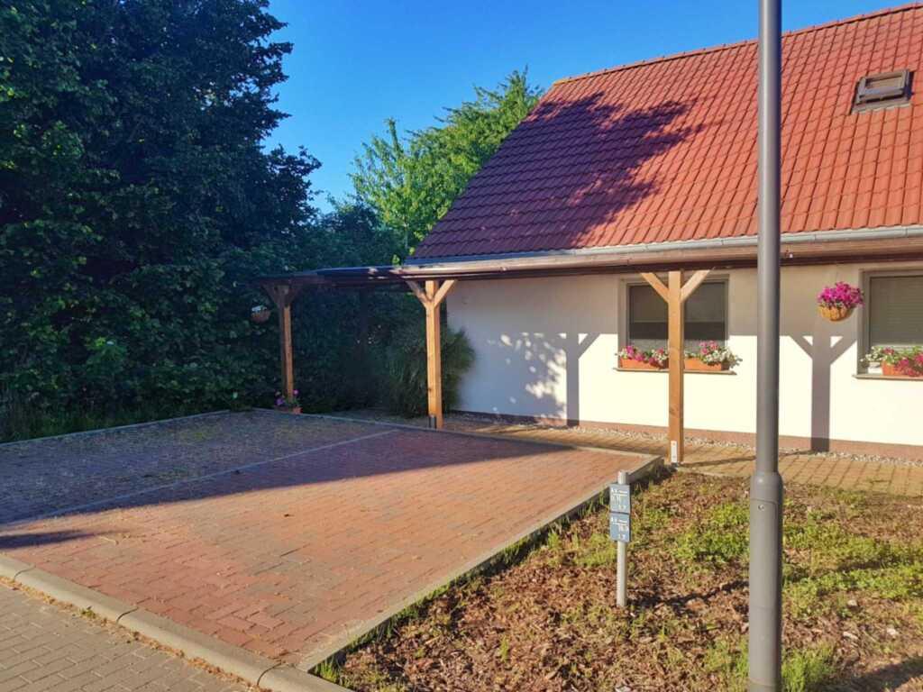 Bungalow Poseritz, Haus Stavginski
