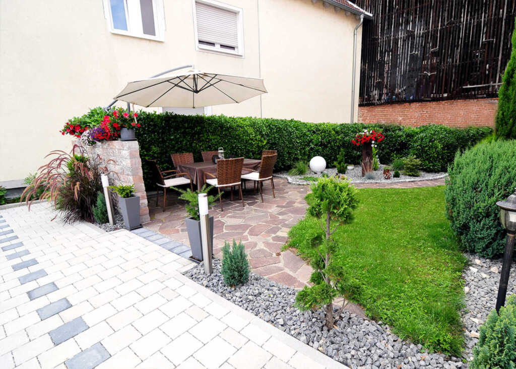 Ferienwohnung am Steingarten
