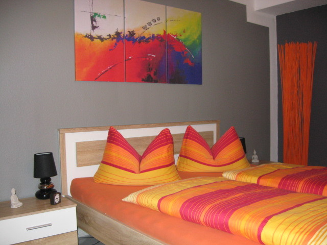 Gästehaus Geppert, Mehrbettzimmer mit WC und Dusch