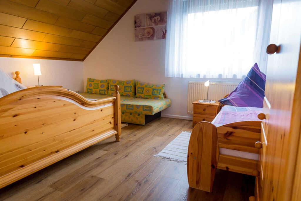 Haus Ohnemus Fam. Späth, Ferienwohnung 122qm, 3 Sc