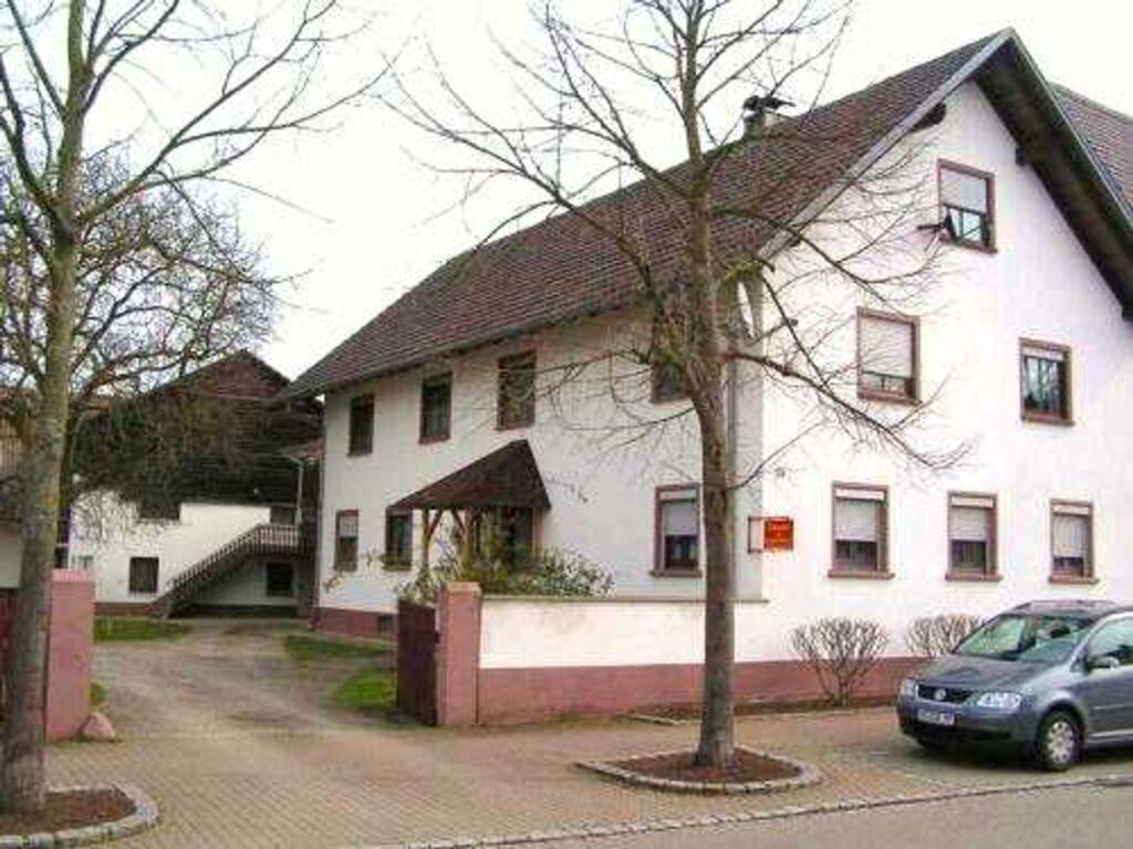 Gästehaus Durst, Nichtraucher-Ferienwohnung 50qm,