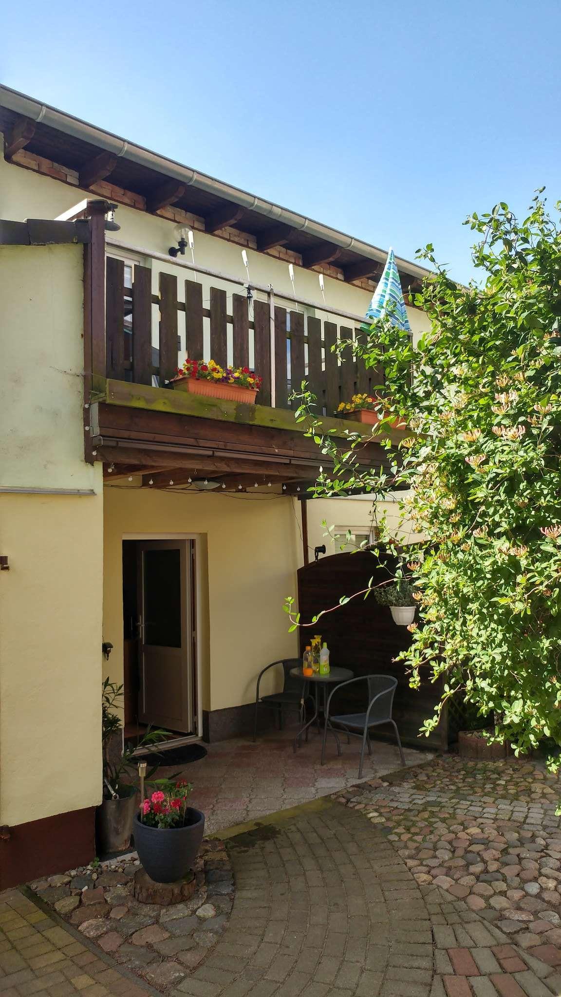 Terasse und Balkon