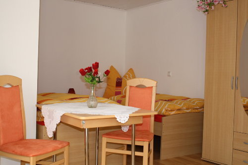 Unteres Gästezimmer: Innenansicht 1