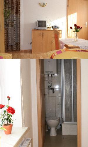 Unteres Gästezimmer: Innenansicht 2