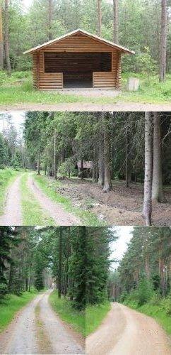 Gepflegte Wanderwege und Hütten
