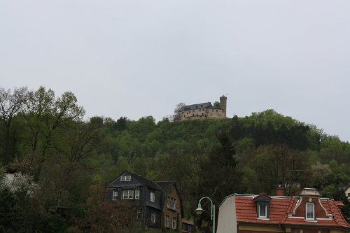 "Burg ""Greifenstein"" in Bad Blankenburg"